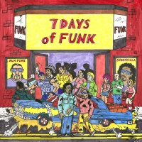 Snoop & Dam-Funk aka 7 Days Of Funk jam hard on Faden Away video