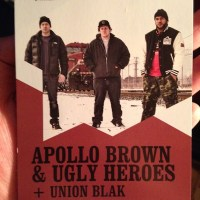 Interview: Apollo Brown, Verbal Kent and Red Pill are Ugly Heroes