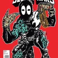 Third Run The Jewels variant for Marvel - Nick Gazin