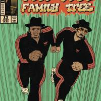 Hip Hop Family Tree's flexi disc with #12