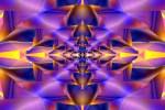 Golden Apex Mandala