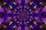 Chaotic Purple