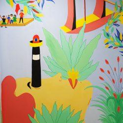 fresques fondation 2016