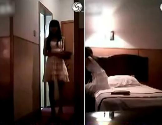 """【エロ注意】中国のホテルで行われている """"少女の性的サービス"""" の実態・・・"""
