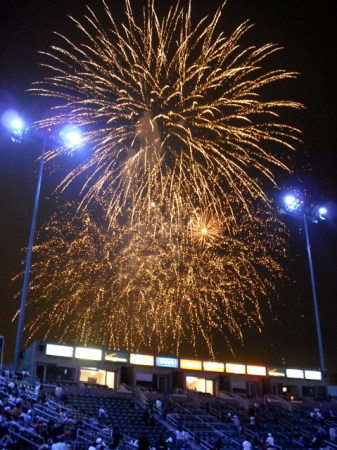 East West Bank Classic Fireworks