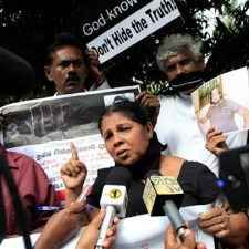 Freedom of assembly in post-war Sri Lanka