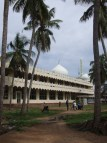 A view of Jummah Mosque of Saainthamaruthu