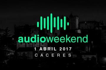 audioweekend cáceres
