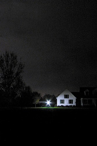 Dark dwellings, christine kaaloa