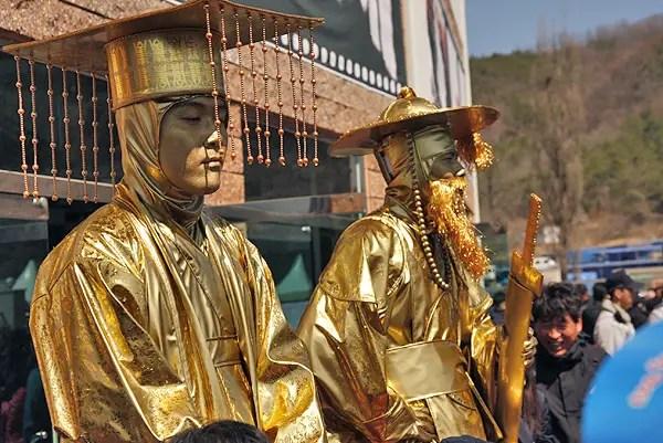 cheongdo bull fighting festival