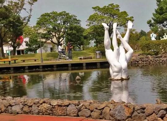 jeju island loveland, top attractions in jeju, korean and sex, sex museum korea,