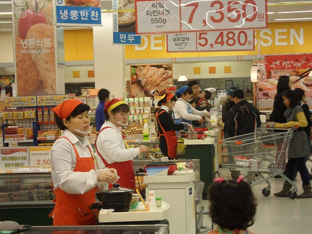 6 Western-friendly stores in Korea