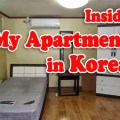 Teaching Abroad: Inside my apartment in Korea