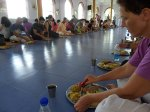 Eat, Pray, Love… 10 Things about staying at an Indian Yoga Ashram