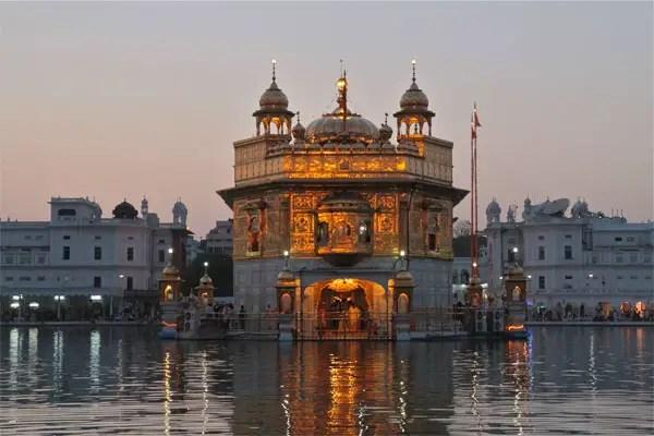 harmandir sahib india, golden temple amritsar