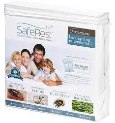 hypoallergenic bed cover vinyl