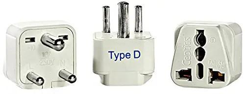 plug adapter india