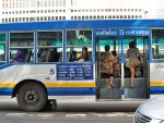 7 Ways to Get Lost on a Bangkok bus