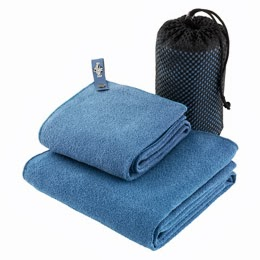 recommended microfiber travel towels