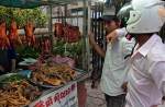 Cambodia: Which of these Fear Factor foods would you eat?