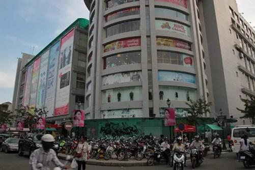 Phnom Penh mall