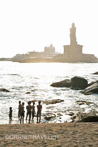 kanyakumari beach