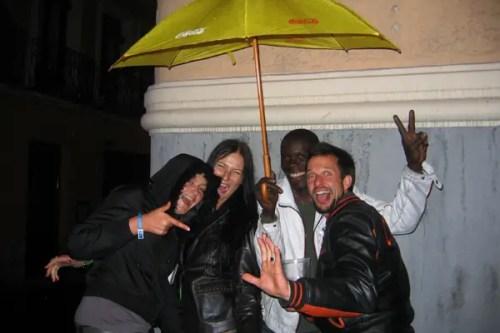 hostel friends
