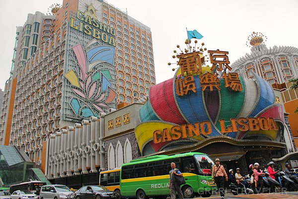 Macau Grand Lisboa Casino Hotel, top things to do in Macau, macau attractions, macau landmarks