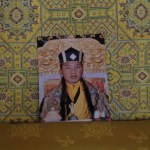 I'm visiting who?… Who is the Karmapa?