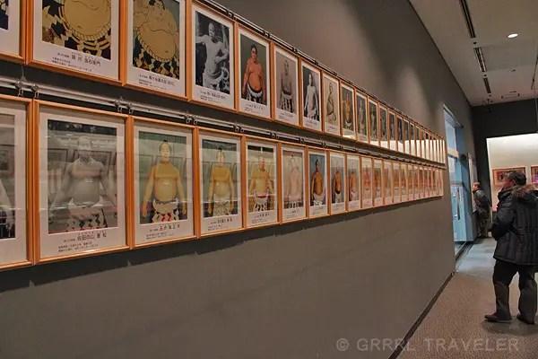 sumo museum tokyo