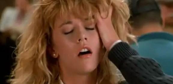 when harry met sally, meg ryan orgasm scene