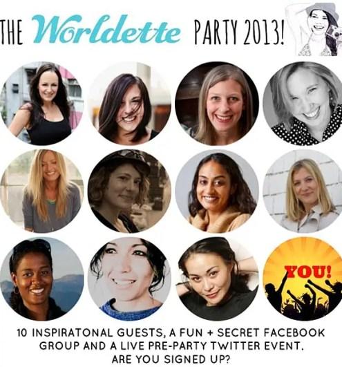 worldette party 2013