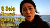 solo travel safety tips for women, travel safety tips, how safe is solo travel for women, video solo travel safety tips for women, travel inspiration