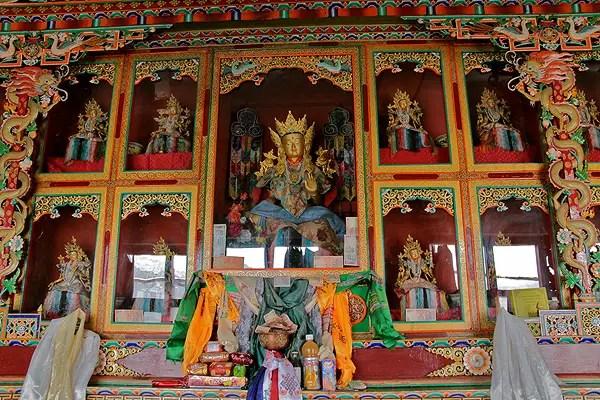 thiksey monastery gompa ladakh, where to visit in ladakh, ladakh travel guide