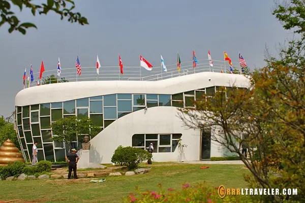 suwon toilet museum, toilet museum korea