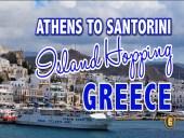 greece island hopping, greek island hopping, greek islands, cycladic islands