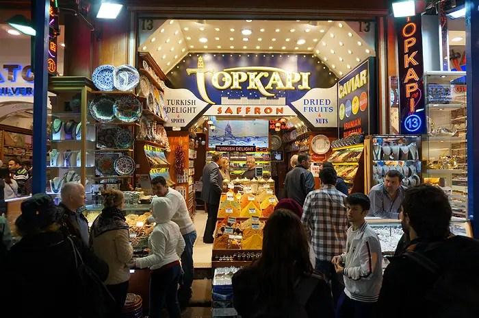 Spice Bazaar istanbul, Spice Bazaar