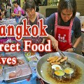 16 Top Bangkok Street Foods, 16 popular bangkok street food, bagnkok street food