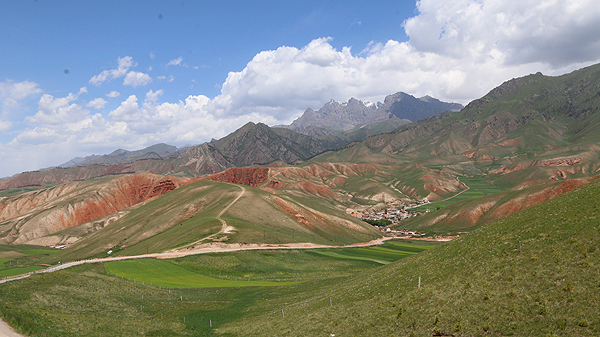 qilian cuisine, qinghai food, Quilan, Qinghai Tourism, Qinghai travel, qinghai china, qilian mountains