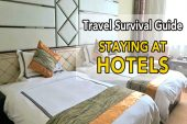 travel guide staying in hotels, hotel guide, hotel travel guide, travel tips staying in hotels, travel tips for staying in hotels, travel tips for hotels, hotel tips, staying in hotels, staying at hotels, tipping etiquette for hotels, hotel stay tips, hotels