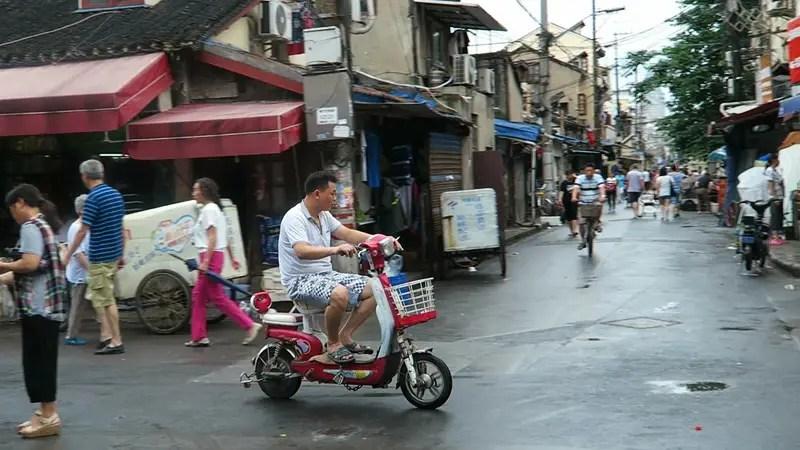 Shanghai Layover, Qiaojia Road