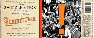 Libertine Swizzle Stick Wild Ale