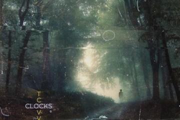 """TCVVX's """"Clocks"""" cover art"""