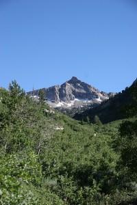 Snow Lake Peak, 11,142'