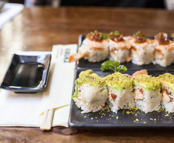 Kibuka, Mejor sushi de Barcelona