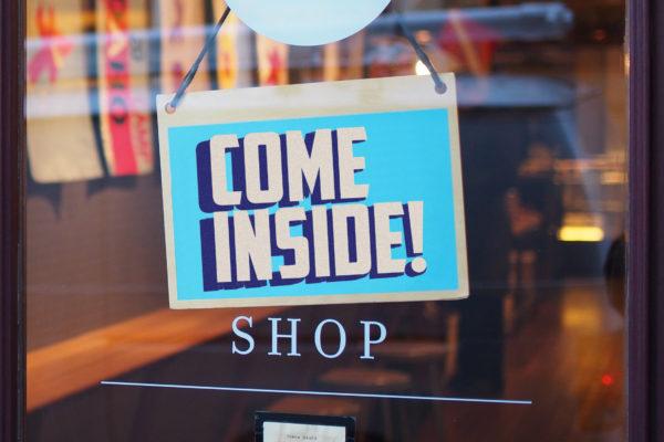 Preparamos las tiendas para que resulten invitaciones a entrar y comprar
