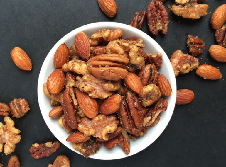 04 Indian Spiced Nuts