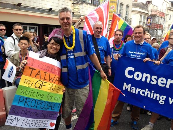 gay conservatives britian brighton