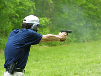 competitive shooter