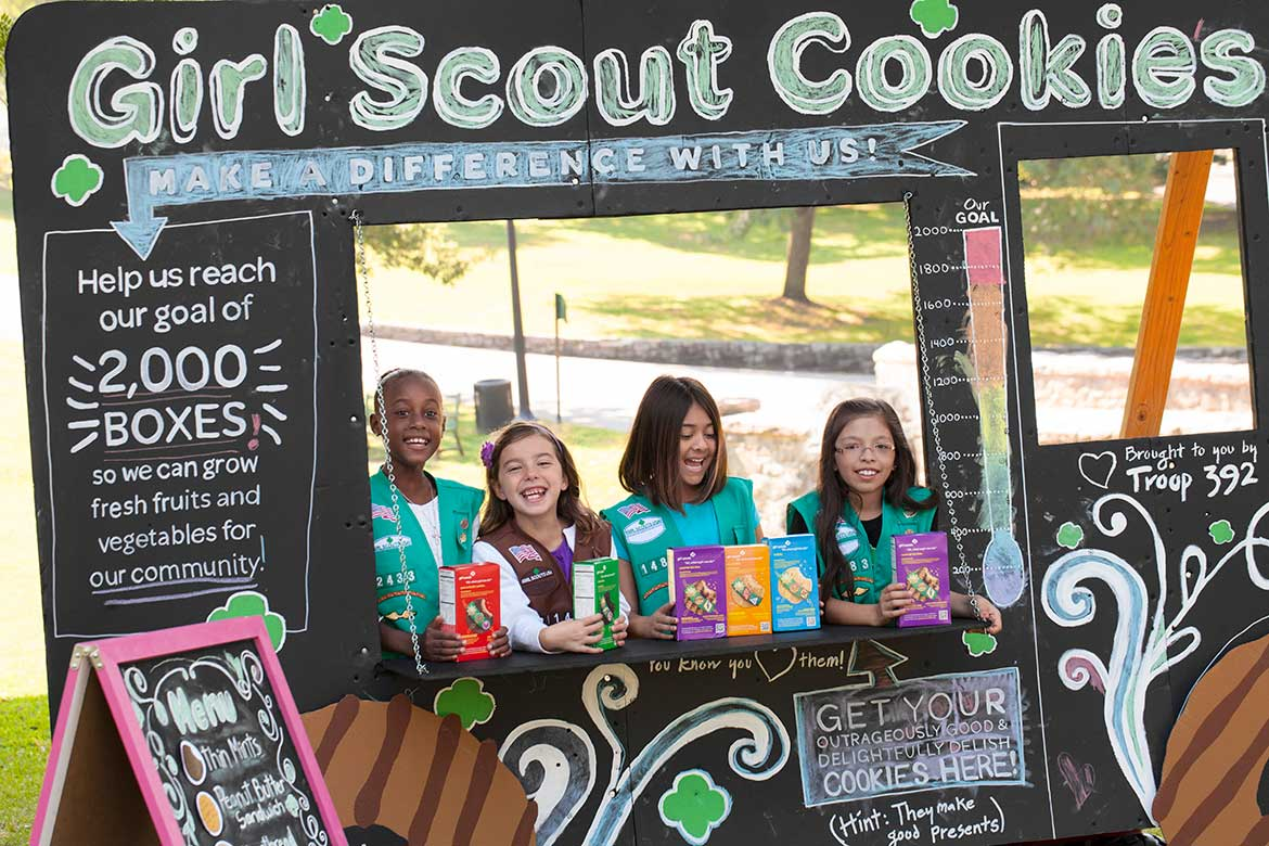 6 tips to reach your cookie goals girl scouts of